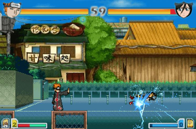 Naruto 2.6 – Chơi game Bleach vs Naruto 2.6 online miễn phí