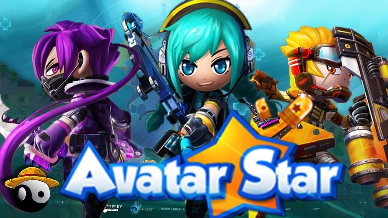 Kí tự đặc biệt Avatar Star đẹp đỉnh cao nhất cho game thủ