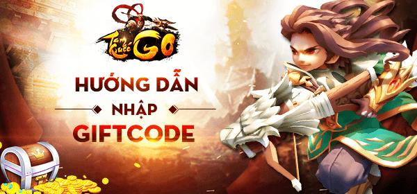 Share 333+ Gift code Tam Quốc Go mới nhất cập nhất tháng 6/2020