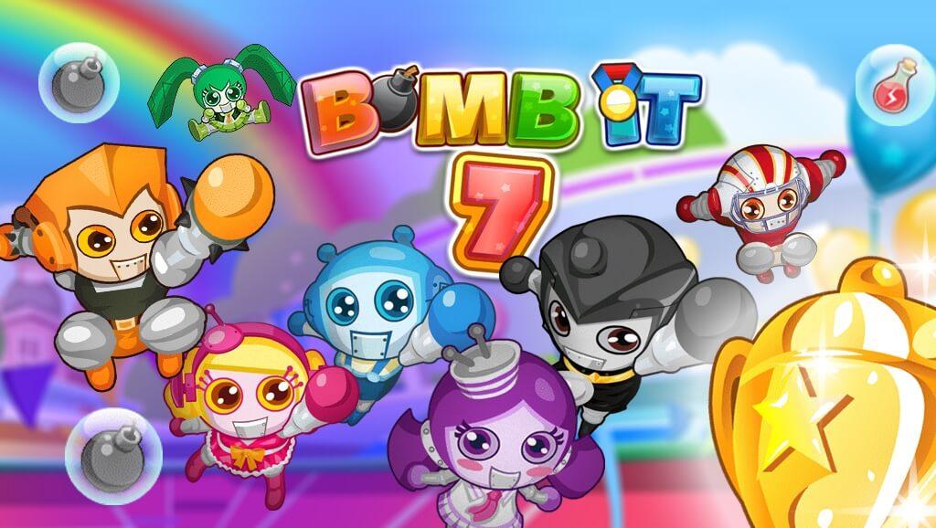 Tải Bomb IT 7 game đặt bom cho điện thoại và PC