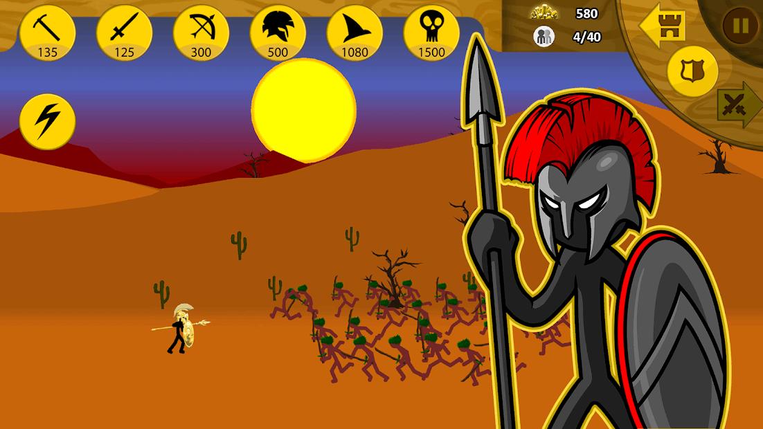 Tải Stick War: Legacy – Game người que cho điện thoại Android và iOS